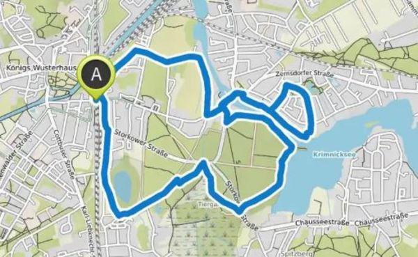 Klicken Sie auf die Karte für weitere Details.