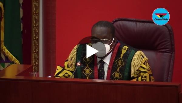 Bagbin declares NPP caucus Majority group in 8th Parliament