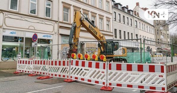 Knooper Weg: Abriss vertagt – Sperrung noch nicht