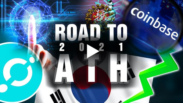 South Korean Blockchain ICON/ICX Set to Explode in 2021! Coinbase & More | #iconTV
