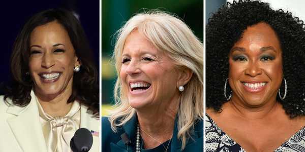Powerful women in the world in 2021