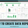 How To Create Data Reports That Will Skyrocket Your Business Performance