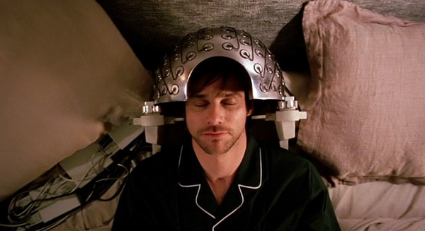 Eternal Sunshine of the Spotless Mind, film by Charlie Kaufman, 2004.