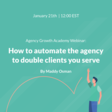 How to automate your agency to double the clients you serve | PromoRepublic