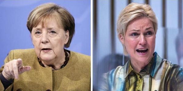 Streit um Schulen und Kitas: Schwesig legt sich bei Corona-Gipfel mit Merkel an