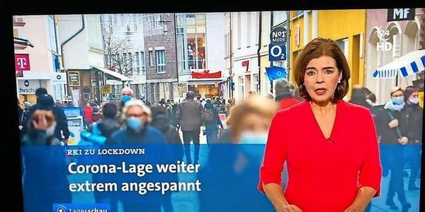 Stralsund-Foto in der Tagesschau: Von diesem Mann stammt das Bild