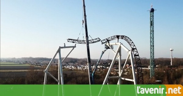 Plopsaland De Panne s'associe à Tomorrowland pour sa nouvelle montagne russe - Plopsaland maakt rollercoaster samen met Tomorrowland
