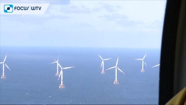 La Belgique demande à la France de déplacer son parc éolien - België vraagt Frankrijk windmolenpark te verschuiven