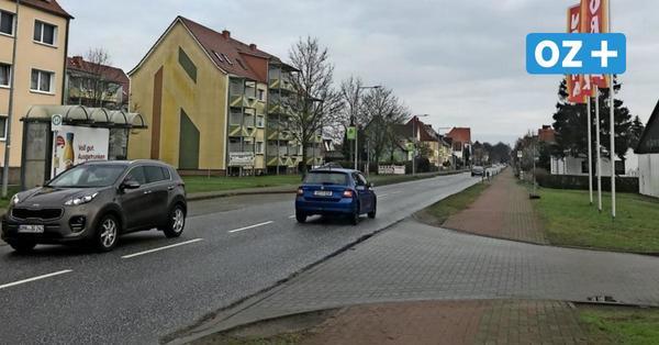 Grimmen: Geh- und Radweg wegen Leitungsbau gesperrt