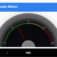 Building a Speedometer View