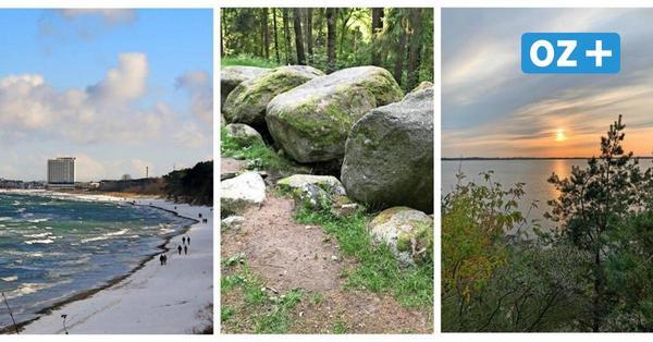 Freizeittipps fürs Wochenende: Hier lohnt sich ein Spaziergang in Mecklenburg