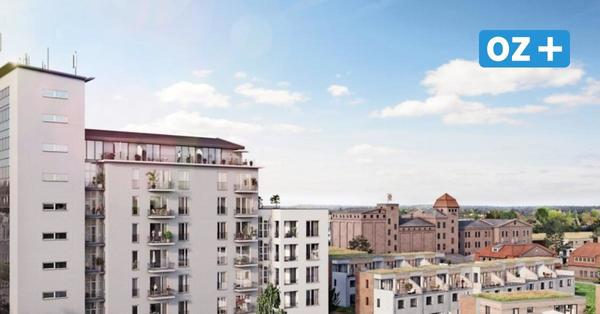 Luxus-Wohnungen und Schwimmbad im Kornspeicher Bad Kleinen: Baustart und Preise