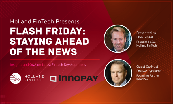 Events - Flash Friday: Staying Ahead of the FinTech News - 29th January