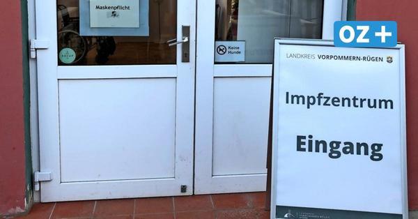 Vorpommern-Rügen richtet vier weitere Impfzentren ein
