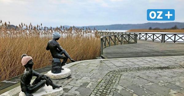 Rügener Wintertour: Große Runde um den Schmachter See