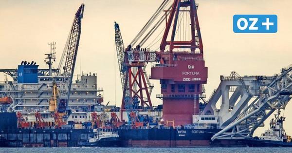 """Nord-Stream 2: Neue Stiftung kann Verlegeschiff """"Fortuna"""" nicht vor US-Sanktionen schützen"""