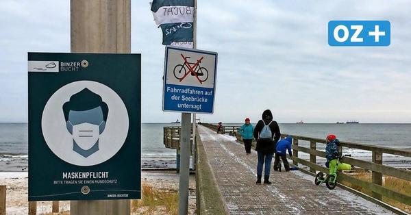Amt stellt Maskenpflicht in Rügens Tourismusorten in Frage