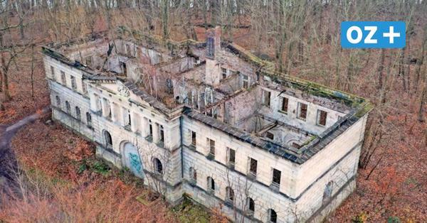 Rügen: Schloss Dwasieden in milliardenschweren Anlagebetrug verwickelt