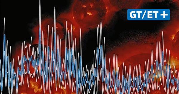 Göttingen:Forscher rekonstruieren Sonnenaktivität  vor mehr als 1000 Jahren