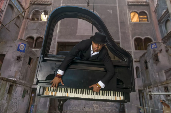 """Roberto Fonseca is among the performers in """"Jazz Plaza: HotHouse Meets Havana."""" 