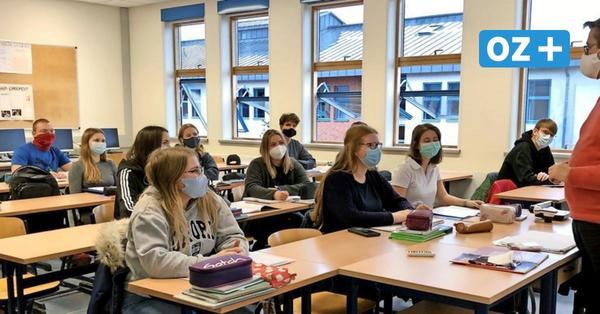 Wolgaster Runge-Gymnasium wirbt online um die neuen 7. Klassen