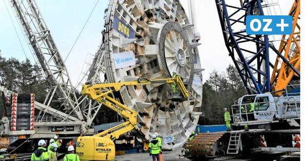 Swine-Tunnel: Ab März soll gebohrt werden