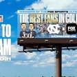 Why Fox Sports Put a Billboard Saluting North Carolina Fans in Duke Territory