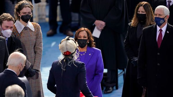 Kamala Harris, Jill Biden, Amanda Gorman und Co.: Die Rolle der Frauen auf Bidens Vereidigung