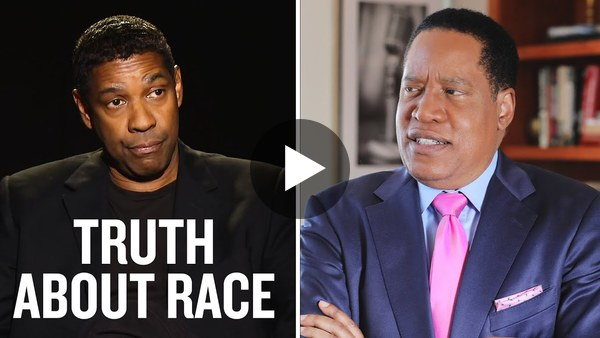 Denzel Washington: The Only Hollywood Star Telling the Truth About Race