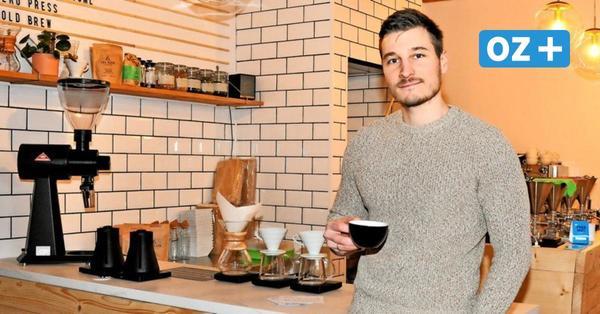 Mitten in der Corona-Krise: Neues Café öffnet im früheren Schreibeck in Rostocks KTV