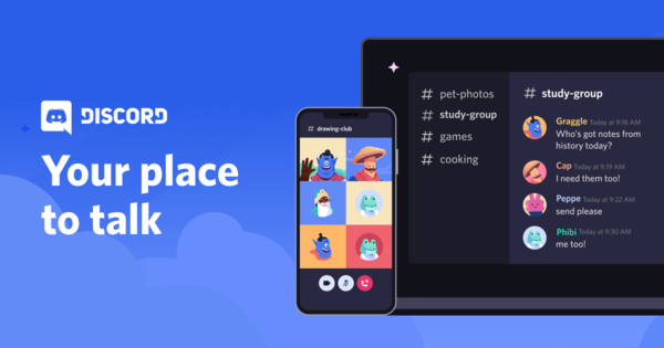 Why Discord Is The Best Place To Talk and Hang Out