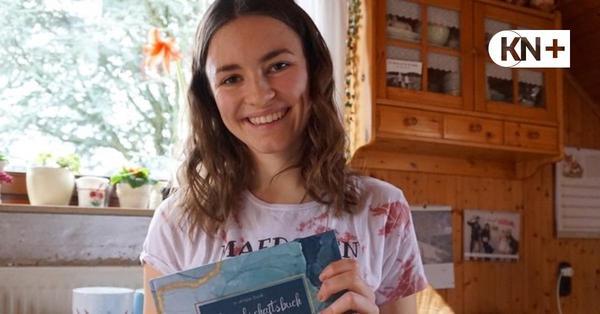 Lina Drecoll aus Stuvenborn verkauft Freundschaftsbücher für Erwachsene