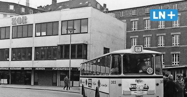 Lübecks Zob-Haus: Erst Wartehalle, dann Starclub 99