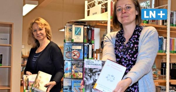"Stadtbücherei Mölln bietet ""Bücher to go"" an"