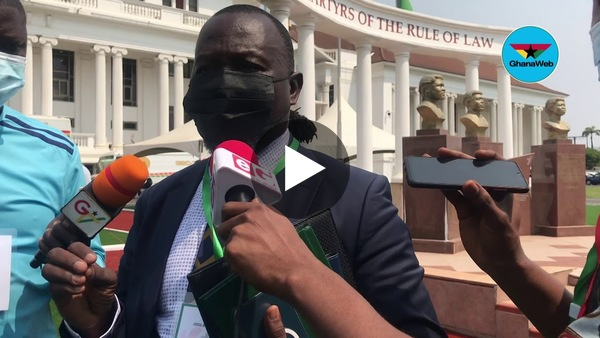 Election Petition: Dominic Ayine explains reason for his 'misconduct' in court