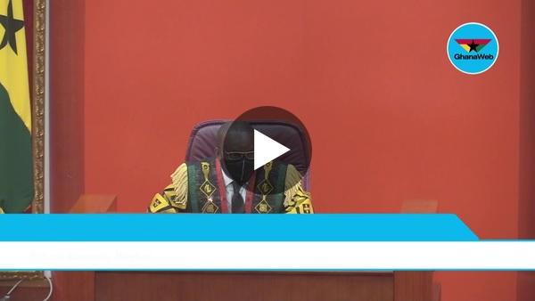 Bagbin declares Osei Kyei-Mensah-Bonsu as Majority Leader, Haruna Iddrisu Minority Leader