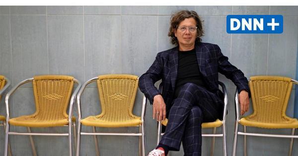 Interview: Schriftsteller Franznobel stellt in Dresden neuen Roman fertig