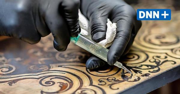 Barocker Kulturbeutel zum Angeben: Mobiliar von August dem Starken restauriert