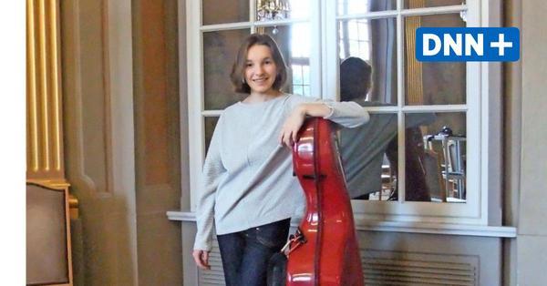 """Dresden: Cellistin Anna Skladannaya: """"Es wird Zeit brauchen, bis ich wieder ich selbst sein kann"""""""