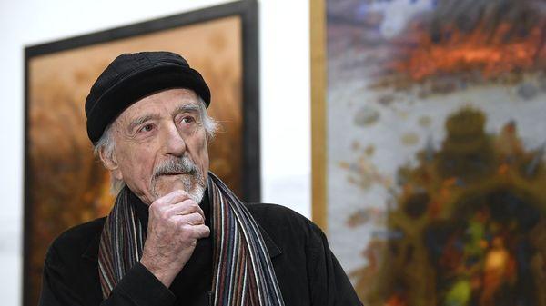 """Maler Arik Brauer ist tot: """"Auf die Butterseite des Lebens gefallen"""""""