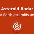 Asteroid Radar