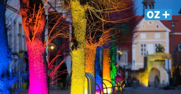 Neues Event in Barth: Wie die Stadt ihre Bewohner im Winter aufmuntern möchte