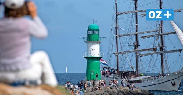 Mitsegeln nur für Geimpfte? Was sich zur Hanse Sail 2021 in Rostock alles ändert