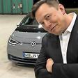 Volkswagen: VW-Chef Diess startet auf Twitter mit Seitenhieb auf Tesla