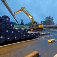 VW-Kraftwerk: Baubeginn der Gaspipeline für Volkswagen steht kurz bevor