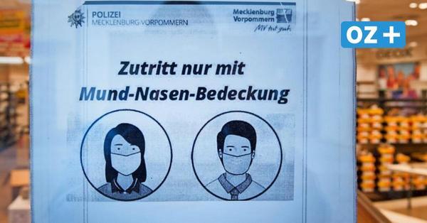 Maskenmuffel in Stralsunder Bank: Polizei erteilt Platzverweise