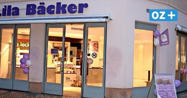 Neustart in Stralsund: So schick ist der neue Lila-Bäcker-Laden