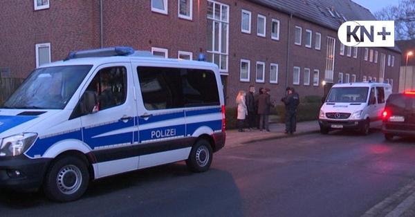 Kinderpornografie-Verdacht in Brunsbüttel: Polizei durchsucht Wohnung