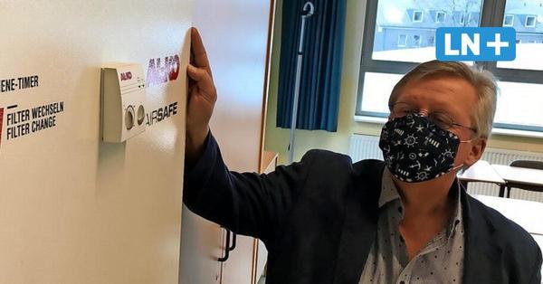 Bildungsministerin Prien: Mobile Luftfiltergeräte in Schulen nur Ergänzung