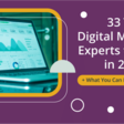 33 Top Digital Marketing Experts to Watch in 2021 + What You Can Learn From Them | Fanbooster